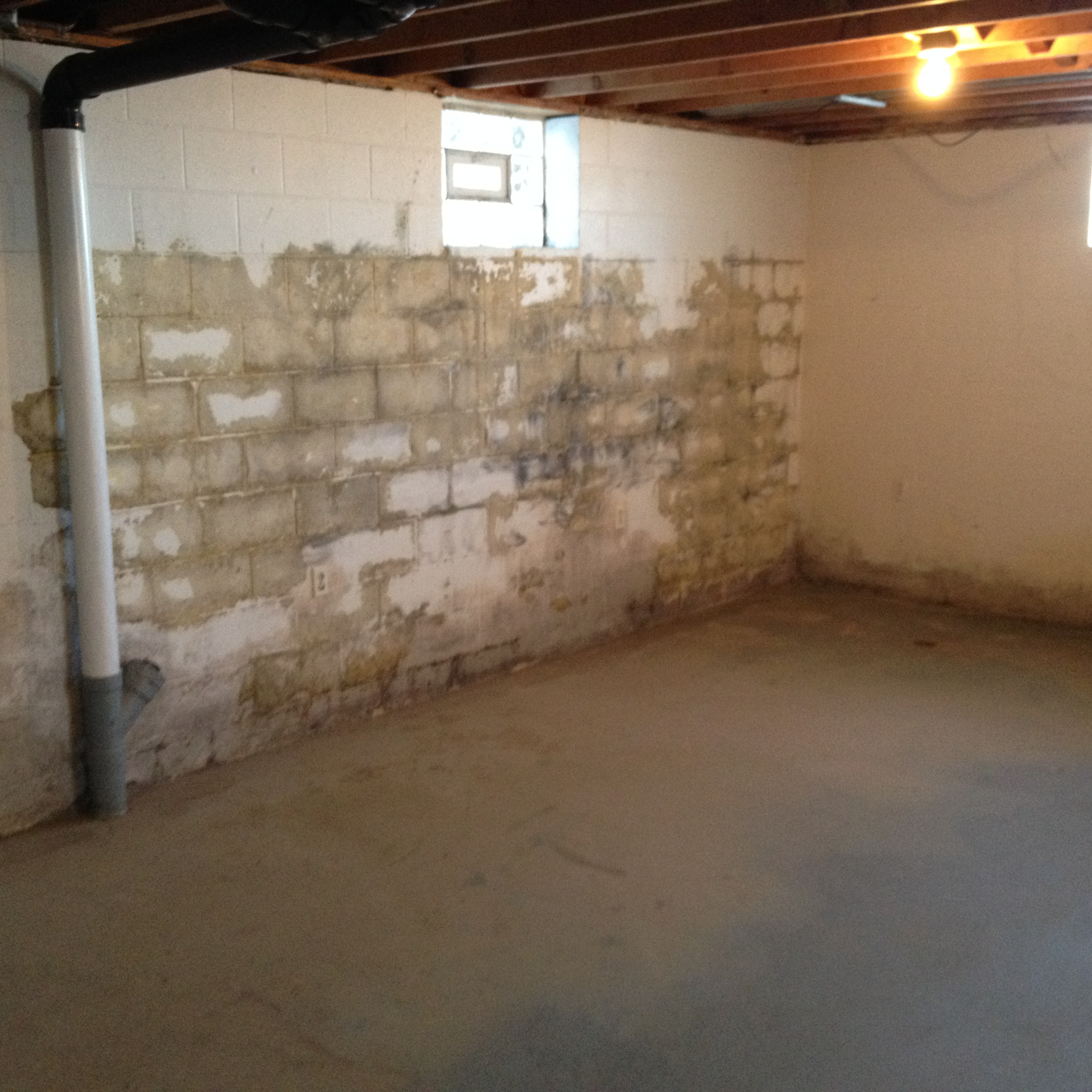 Basement Waterproofing Diy Products Contractor Foundation Systems: Is It Worth The Time And Expense?